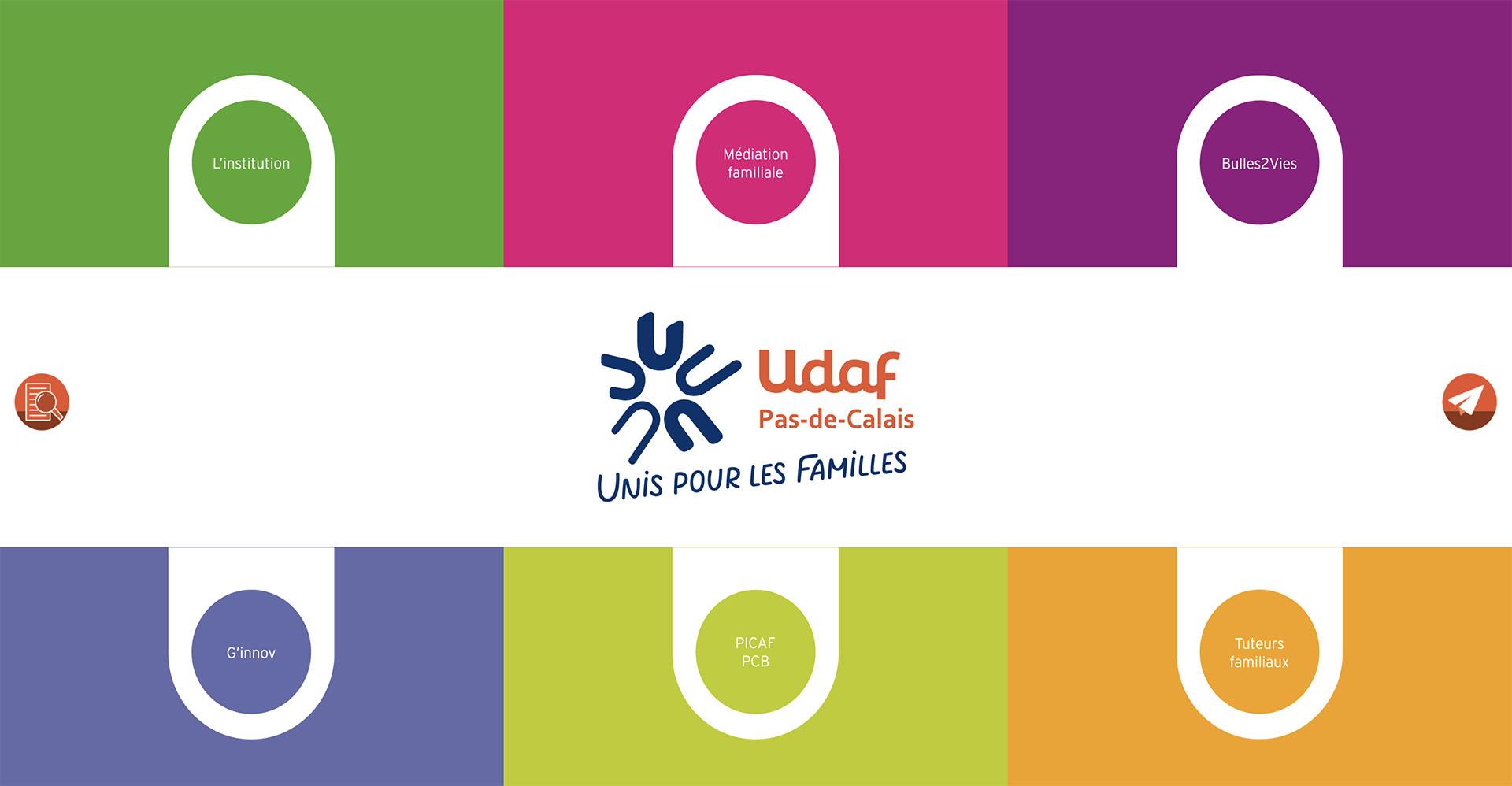 Page accueil UDAF 62
